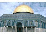 Islamic Dome of the Rock occupies God's place on Temple Mount